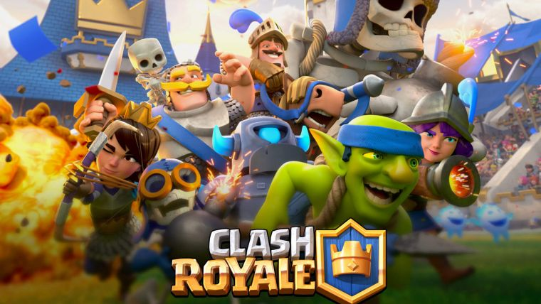 The Best Clash Royale Troops Cards